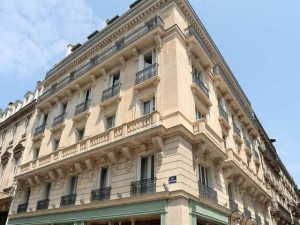 hotell Paris
